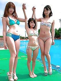 Asian Mature Nude